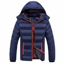 2020 Brand clothing Men WInter Jacket Man Coat Thi
