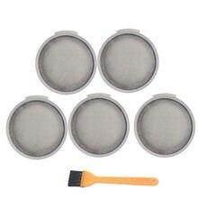 Couvercle du filtre HEPA pour aspirateur à main xiaomi, accessoires et pièces de rechange