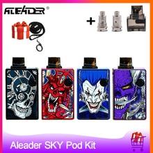 Электронная сигарета Aleader SKY Pod с аккумулятором 1000 мАч и картриджем 2,5 мл