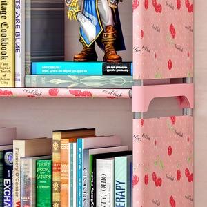 Image 5 - COSTWAY étagère de rangement pour livres enfants, bibliothèque pour meubles de maison, Boekenkast Librero estanteria kitaplik