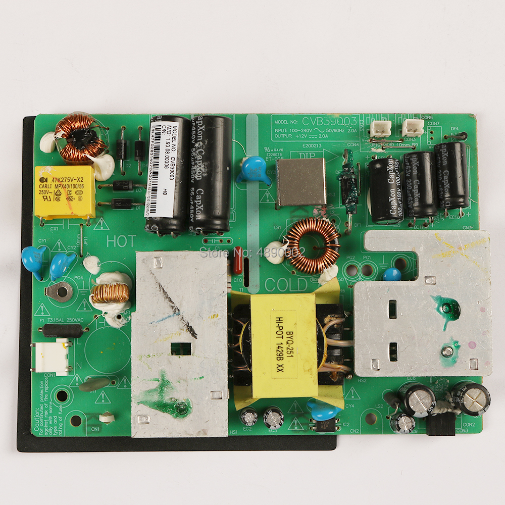Free Shipping  Original  For Asojia Power Board CVB39003 Motherboard Cv59h-bpw  Measuring Good Delivery