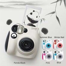 100% auténtico Fujifilm Instax Mini 7s cámara de fotos instantáneas, trabajar con Fuji Instax Mini película, buena elección como presente/regalo