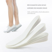 Increased Motion Damping Insole Basketball Damping Breathable Elastic Soft Boost Insole