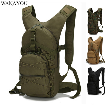 Waterpoof 15L Cycling Hunting Backpack,Men Military Tactical Backpack,Molle Hiking Backpack,Women Outdoor Camping Rucksack 3p 50l tactical military army outdoor bag women men camping backpacks hiking sports molle pack climbing backpack oxford rucksack