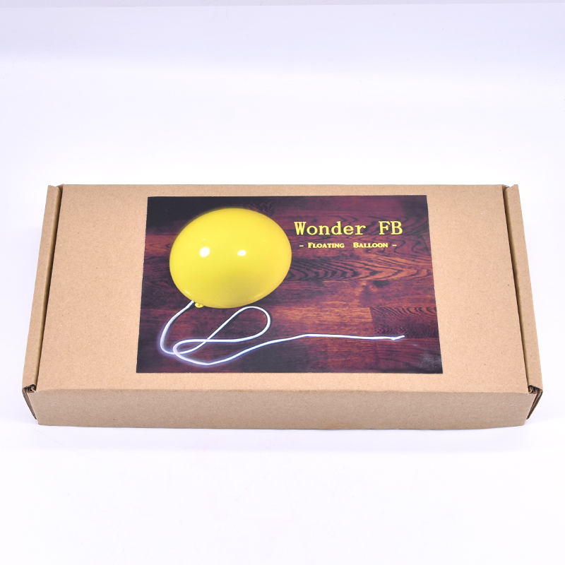 Wonder Floating Balloon (DVD+GIMMICK) Magic Tricks Stage Street Magia FB Magia Balloon Props Mental Gimmick For Magicians