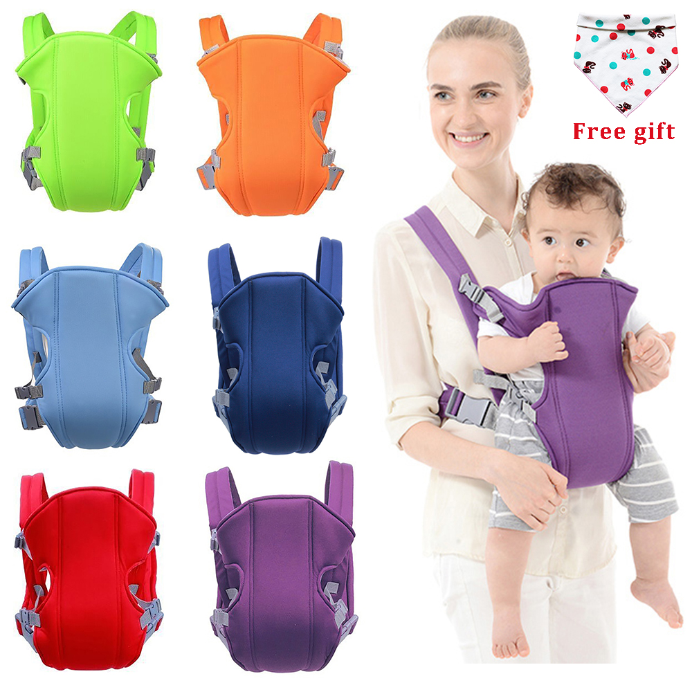 SONDR Ergonomic Baby Carrier Breathable Cotton Baby Size Hipseat Kangaroo Sling for Infant Travel Kids Accessories Portable Wrap