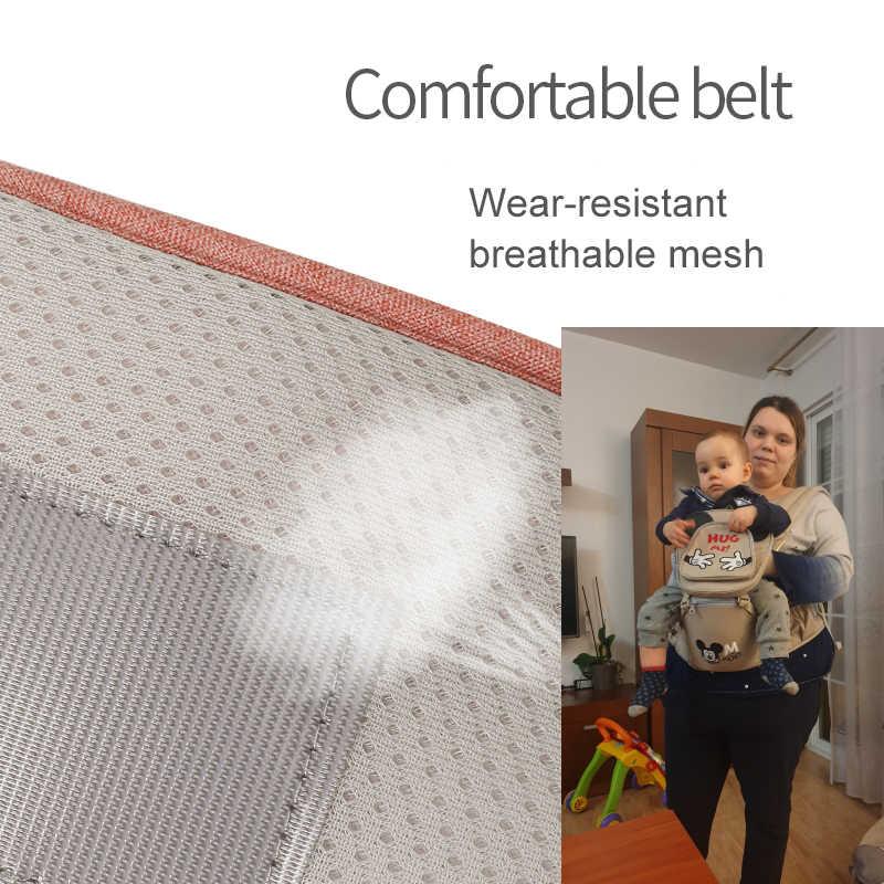 Disney ergonomiczne nosidełko dla dzieci niemowlę dziecko dziecko Hipseat Sling przodem do świata kangur nosidełko dla dzieci dla dziecka podróż 0-18 miesięcy