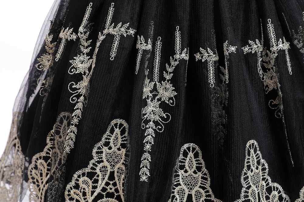 חדש נסיכת מסיבת שמלות סתיו תלמיד שמלות תינוק תחרה שרוולים נצנצים שמלות ליל כל הקדושים נסיכת שמלות סיטונאי
