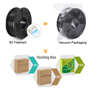 Image 5 - Translucence PETG Filament For 3D Printer 1.75MM Good Toughness PETG Filament 1KG With Spool Lampshade Consumable Material