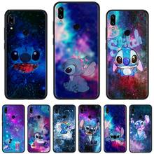 Stitch animal kawaii Japan anime DIY Painted Bling Phone Case For