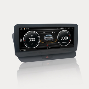 """Image 5 - COIKA 10.25 """"Android 10,0 System Auto GPS Navi Radio Für Audi Q5 2009 2017 IPS Touch Screen Stereo google WIFI BT Musik SWC 2 + 32G"""