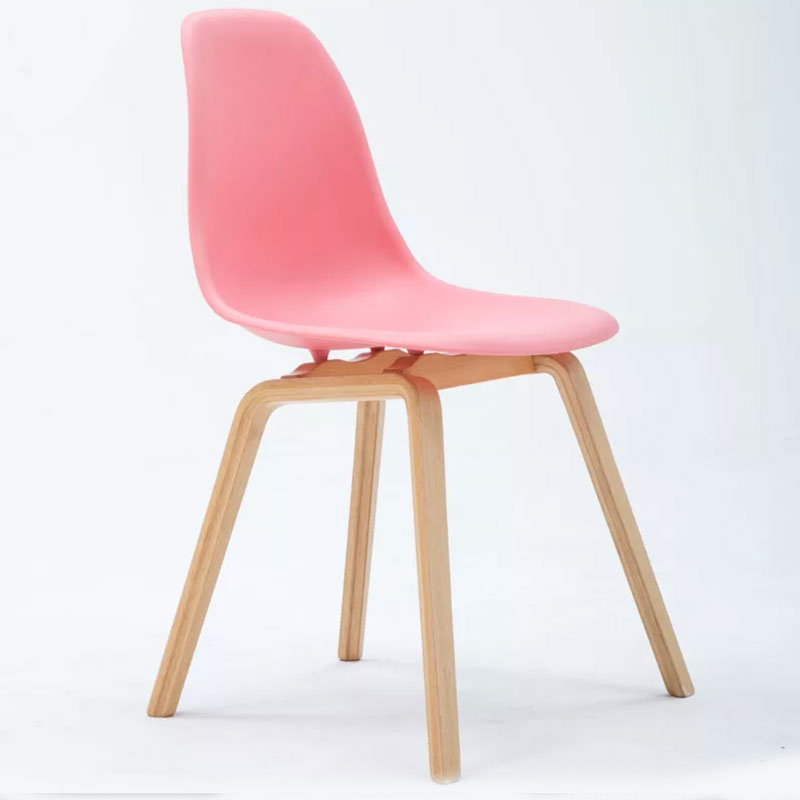 Nordic Barstool Solid Wood Dining Chair Backrest Leisure Creative Simple Bar Home Restaurant Coffee Chair