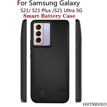 Battery-Charger-Case Power-Bank Ultra-Battery S21plus Galaxy Samsung Portable for S21/s21