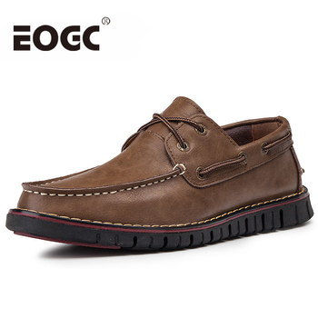 size 48 Men Loafers Genuine Leather Men Shoes Fashion Casual Male Shoes Handmade Leather Shoes Men Moccasins zapatos de hombre