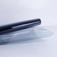 1.52x2m 30% 75%VLT Dual Magnetron Sputter Solar Tint Car Home Office Smart window Film Heat Control Anti UV Adhesive Stickers
