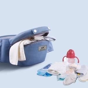 Image 4 - Переноска для детей 0 3 48 месяцев, эргономичная переноска для младенцев, слинг кенгуру для новорожденных