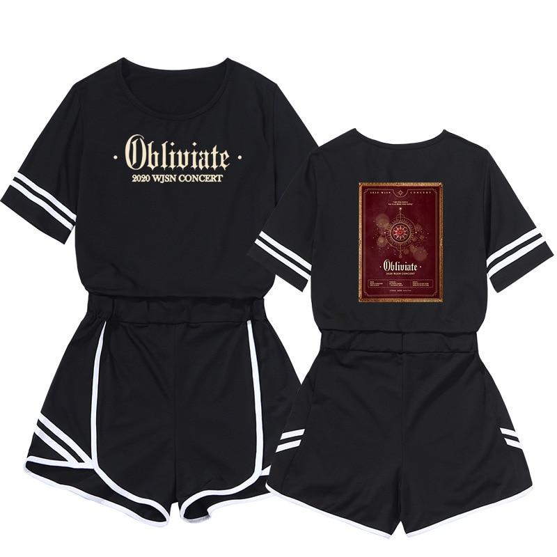 2020wjsn Universe GIRL'S Concert Obliviate Concert Cheerleading Play Call Team Clothing