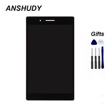 For Lenovo Tab 3 TAB3 8.0 Tab3-850 TB3-850 LCD Display Panel Screen Module + Black Touch Screen Digitizer Sensor Glass Assembly(China)