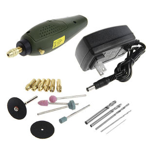Electric grinder Mini Drill dremel Grinding Set 12V DC dremel accessories Tool for Milling Polishing Drilling Cutting Engraving
