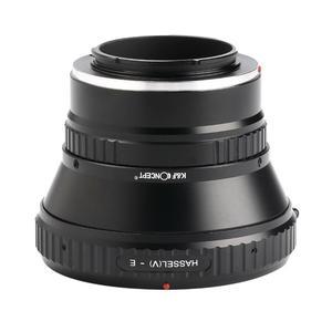 Image 2 - K & F קונספט מתאם עבור Hasselblad V הר עדשה כדי Sony E mount מצלמה NEX A7R2 A7R3 A7M3 a7M2 A9 a5000 a6000 a6500 a6300 a6400