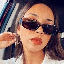 LeonLion 2021 rettangolo Glasse donna ovale occhiali da sole Vintage donna/uomo quadrato occhiali retrò donna lusso Gafas De Sol Hombre