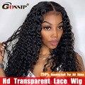 Дешевый плотный парик на сетке 250, вьющийся парик на сетке спереди, волнистый парик на сетке спереди, прозрачные парики на сетке Hd для женщин,...