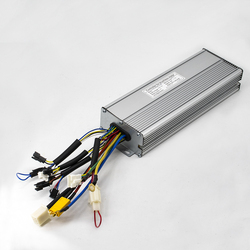Ebike Controller 36v 48V 1500W 2000W Sine Wave Controller 18 Mosfet Electric Bike 45A Controller Compatible with KT LCD5 Display