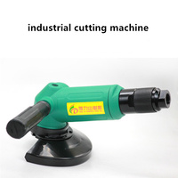 Pneumatic angle grinder 4 inch industrial grade cutting machine Grinding wheel polishing machine 100mm