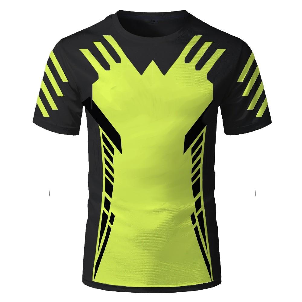 Camiseta deportiva a la moda para hombre, camisa de Ciclismo de nuevo diseño, para correr, para exteriores, informal, para estar, 2021