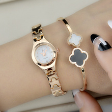 New version simple female Women's wristwatch Fashion Women Watches Luxury Rhinestone Watch Ladies Quartz Bracelet Reloj Mujer
