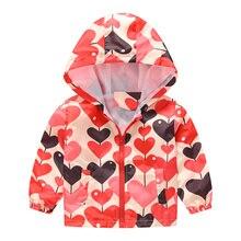 Big Hat Cute Print Spring Autumn and Winter Top\uff0cLittle Boys Girls Print Coat, Long Sleeve Hooded Zipper Jacket