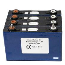 CALB 3,2 V 20Ah lifepo4 batterie 10C entladung Lithium-ionen zellen für 12v 24v 48V ebike UNS EU Lokalen Lager 5-7 TAG Schnelle lieferung