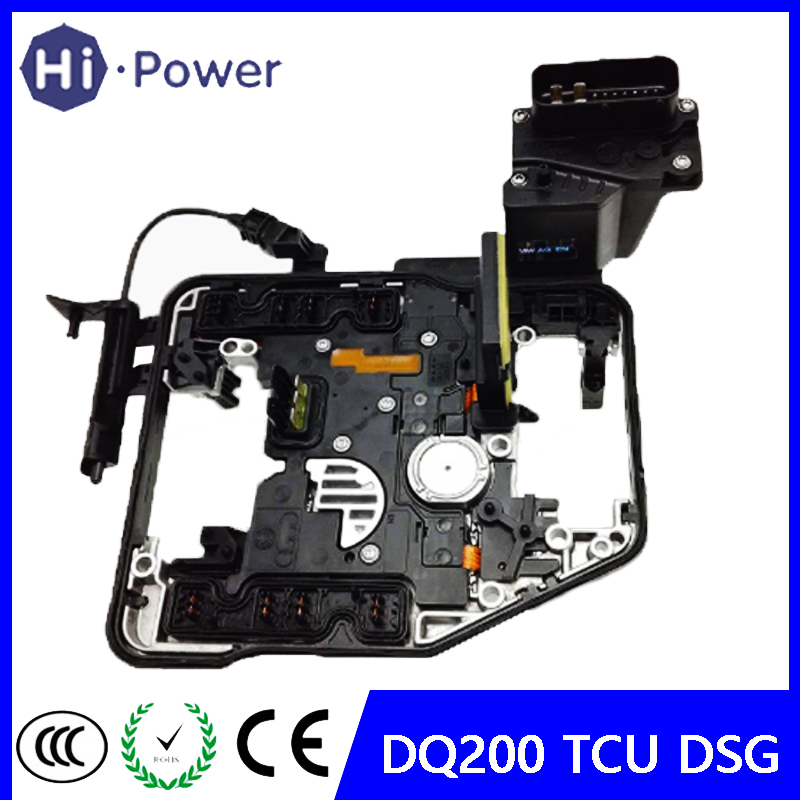 100% Work Original DQ200 0AM DSG OAM927769D Transmission Control Unit High Quality  TCU  TCM Transmission Housing 0AM325066AC