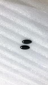 Image 5 - MYLONGINGCHARM 50 шт, Пользовательский логотип, бирки мини овальные стальные бирки 12x5mm Custom металлические Charm стальные бирки для ожерелий логотип на заказ, Charm G2306