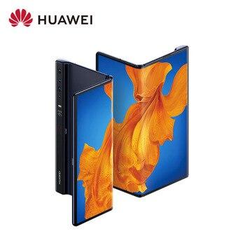Перейти на Алиэкспресс и купить Мобильный телефон Huawei Mate Xs 5G мобильный телефон, четырехъядерная камера 40 МП, Leica, 4500 мАч, 8 дюймскладной дисплей FullView, приложение для рисования