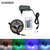 5 meter 300Leds Non-waterproof RGB Led Strip Light 2835 DC12V 60Leds/M Flexible Lighting Ribbon Tape White/Warm White/Blue Strip