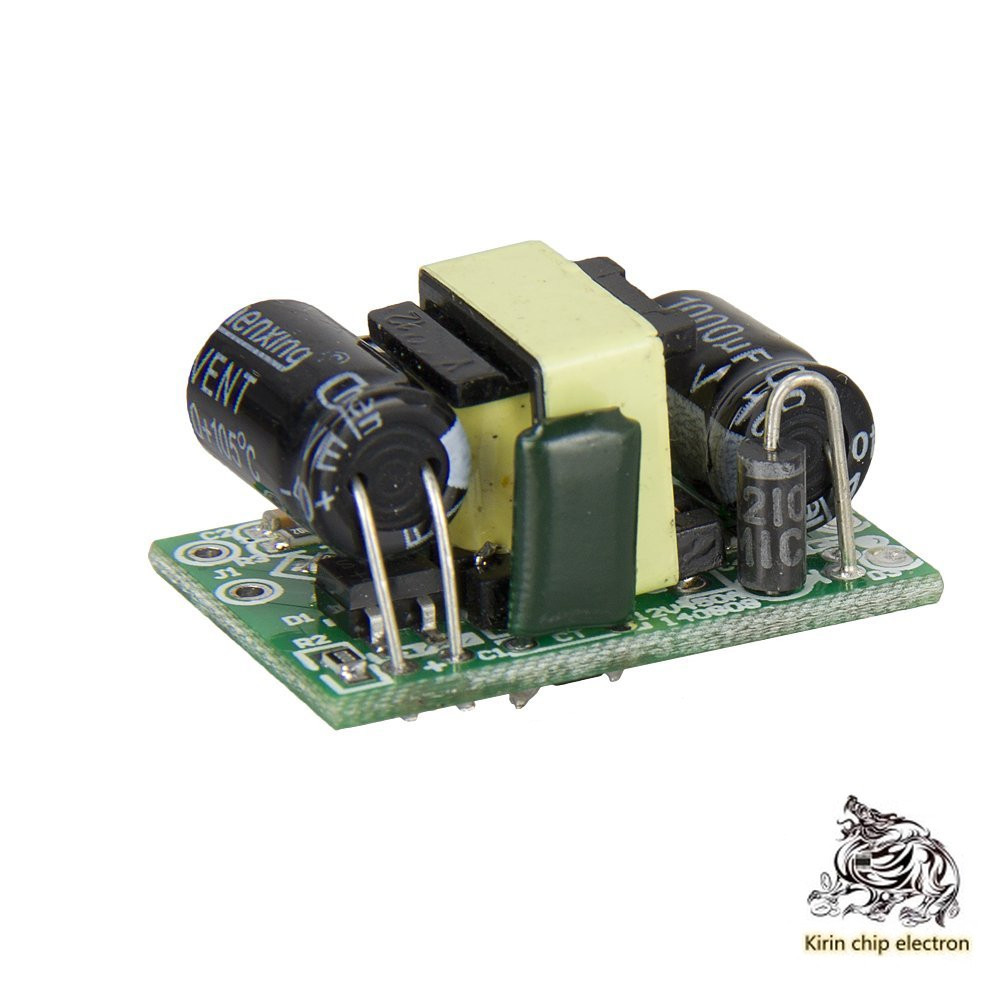 5PCS/LOT Precision 5V700mA (3.5W) Isolated Switch Power Supply/ACDC Buck Module 220 Rpm 5V