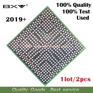 Image 1 - 2 pièces 2019 + 216 0752001 100% test travail très bien reball avec balles BGA jeu de puces pour ordinateur portable livraison gratuite suivi message