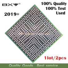 Chip BGA para portátil, 2 uds., 2019 + 216 0752001, 100% de prueba, funciona muy bien, con bolas, envío gratis, Mensaje de seguimiento