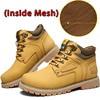 Mesh Gold Yellow