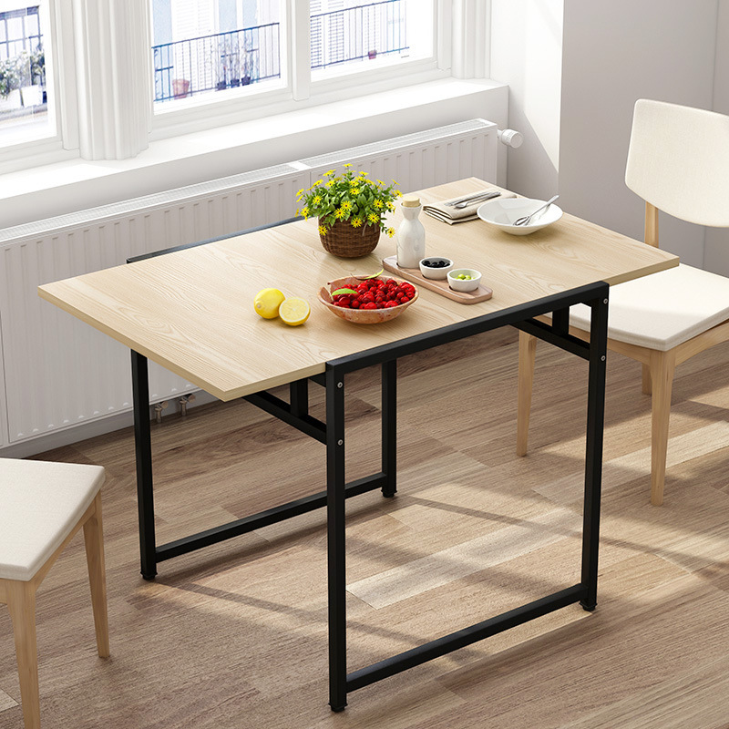 Folding Table Outdoor Simplicity Square Household Small Apartment Students Dormitory Living Room Eating For Simple Activity Tabl