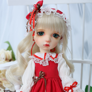 Image 3 - OUENEIFS Doll BJD Colette aimd 3.0 open Head YOSD Doll 1/6 Body Model  Girls Boys Doll Shop