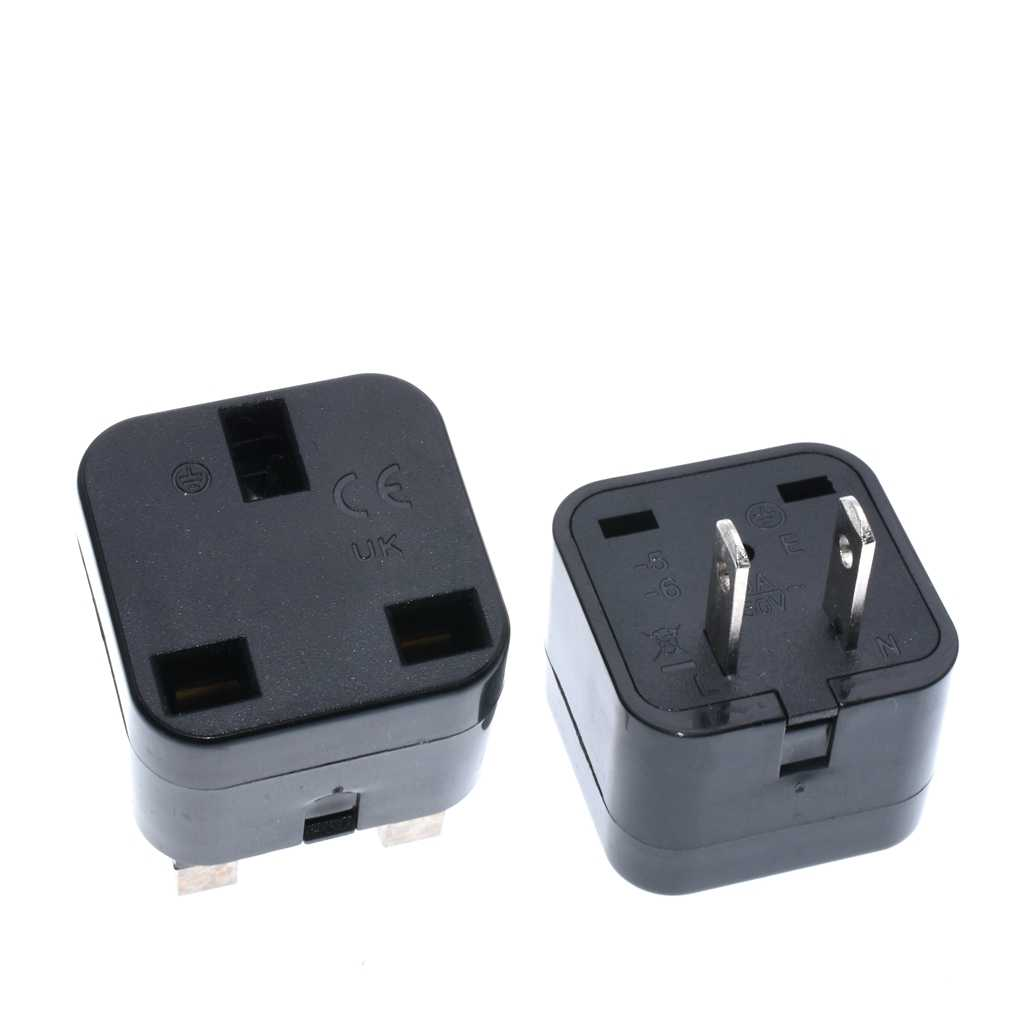 Universal Uk Tot Us/Au/Eu/Italië/Zuid-afrika/Zwitsers/Plug Travel Wall Ac power Charger Outlet Adapter Converter 2/ 3 Pin Socket