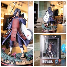 Naruto GK Uchiha Madara Anime Action Figure Model 32cm PVC Interchangeable Head Statue Figma Collection Toy Desktop Decoration for dell inspiron 15r m5010 laptop motherboard cn 0yp9np 0yp9np 09913 1 48 4hh06 011 ddr3 free shipping 100% test ok