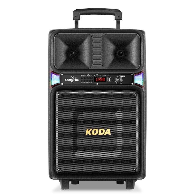 8''Bluetooth haut parleur stéréo basse 120W guitare haut parleur lumière colorée haut parleur haut parleur Mobile chariot haut parleur avec antenne - 4