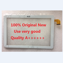 O envio gratuito de 10.1 polegada tela sensível ao toque, 100% novo para GY-P10106A-01 GY-P10106A-02 painel toque, tablet pc painel toque digitador