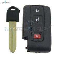 Смарт ключ remtekey дистанционный брелок чехол 2 кнопки с паникой