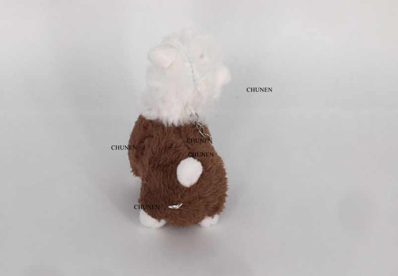 9 ซม.ความสูงประมาณยืนตุ๊กตาสัตว์ตุ๊กตาของเล่น,พวงกุญแจตุ๊กตา Plush ตุ๊กตา
