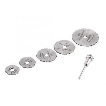 цена на Cutting Blades Dremel Accessories Mini HSS Rotary Tool Saw Blades For Metal Cutter Power Set Wood Cutting Power Tools