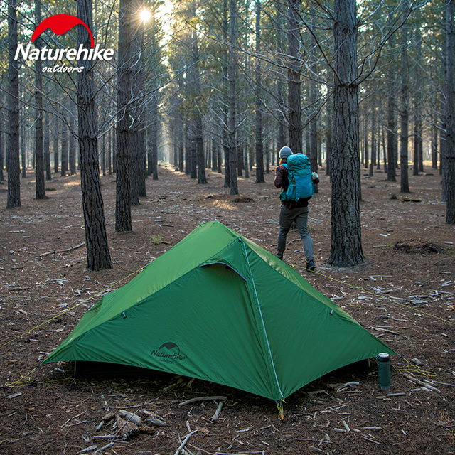 Naturehike Force UL 2 Person Tent Ultralight 20D  2